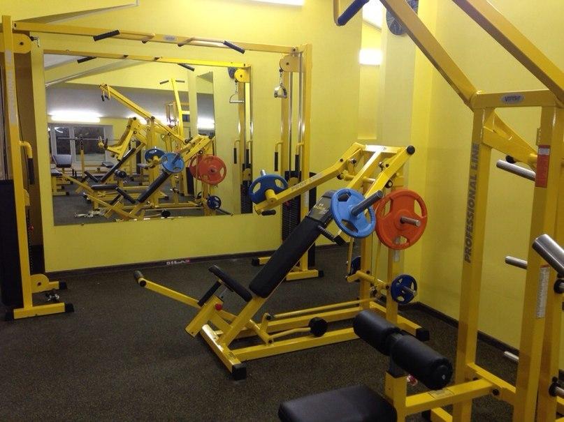 Тренажёрный зал Magnus gym г.Нефтеюганск