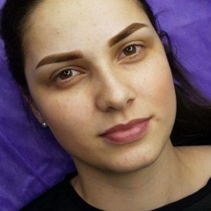 Лешмейкер-бровист Анна Фролова г.Нефтеюганск