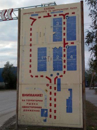 Городской рынок Нефтеюганск