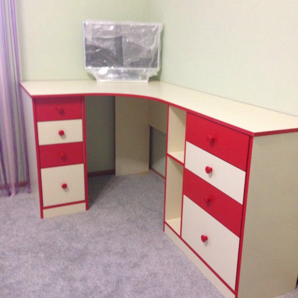 Мебель для детской Золотое сечение3