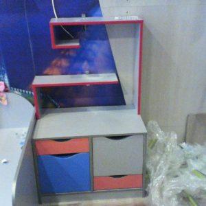 Мебель для детской Золотое сечение5