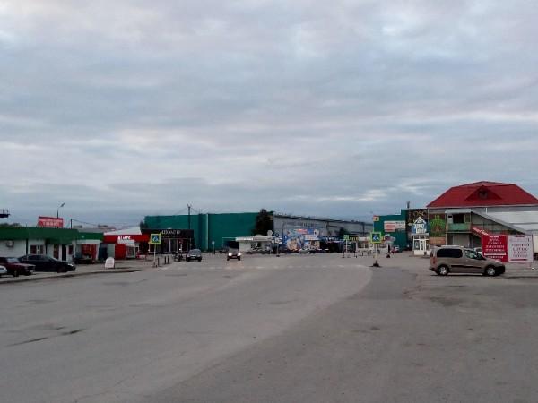 Рынок Нефтеюганск