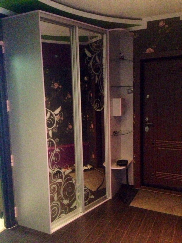 Шкафы-купе Золотое сечение в Нефтеюганске