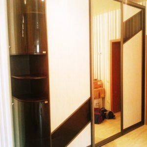 Шкафы-купе Золотое сечение (5)