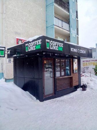 «Coffee like» в Нефтеюганске