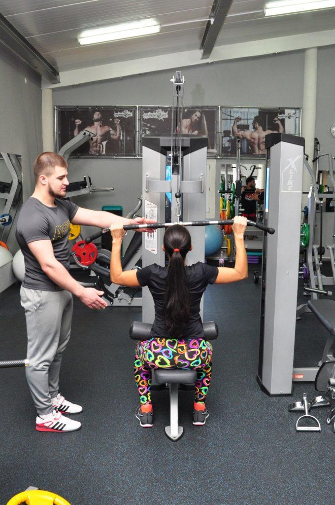 Фитнес клуб «Master fit»