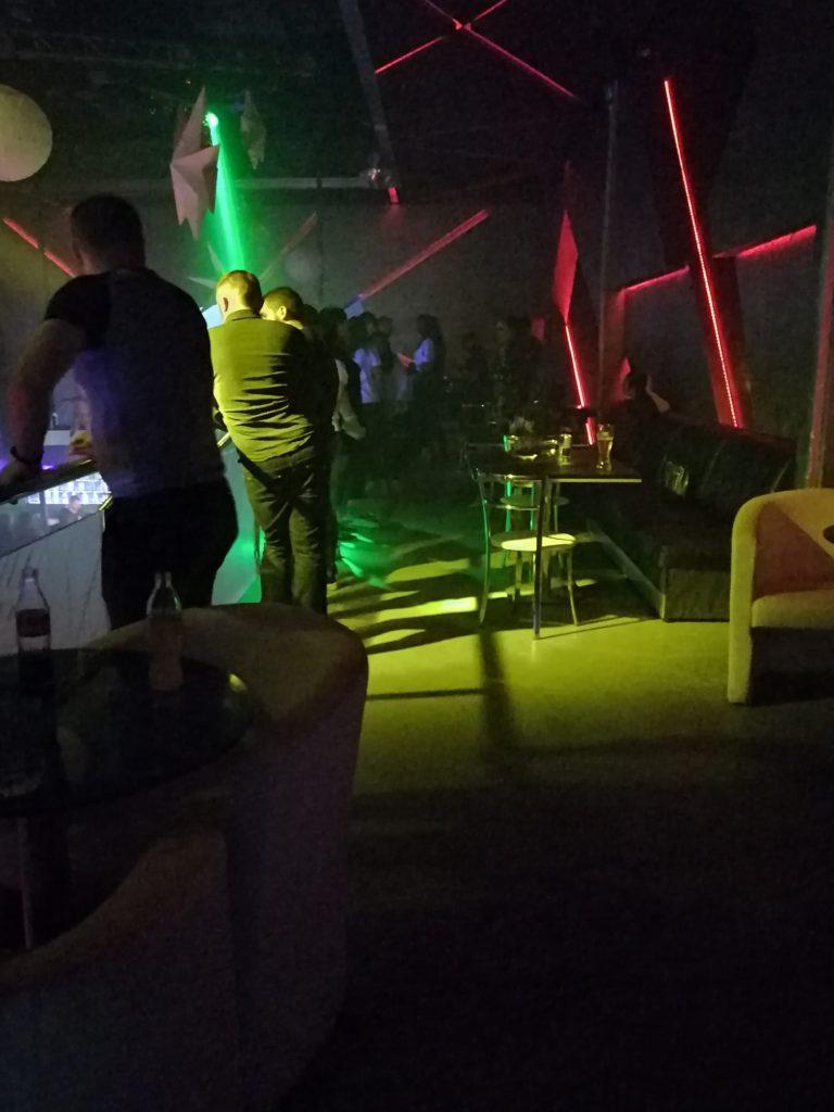Ночной клуб норд нефтеюганск работа бармен ночной клуб москва