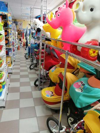 магазин детских игрушек Остров сокровищ г.Нефтеюганск