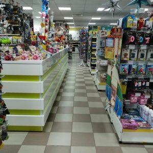 Магазин игрушек Остров сокровищ