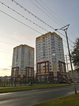 """Жилой комплекс """"Панорама"""" г.Нефтеюганск 434"""