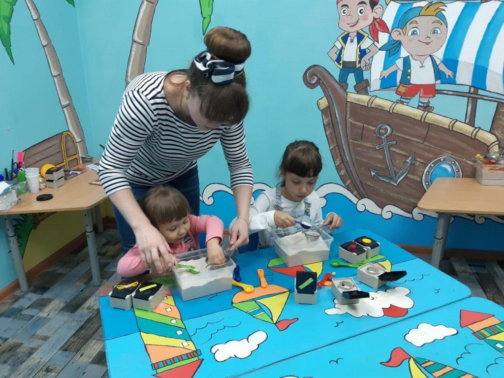 детский клуб апельсин Нефтеюганск