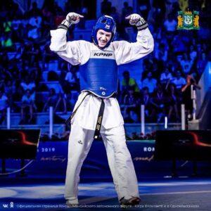 Спортсмен из Югры завоевал золото на Олимпиаде